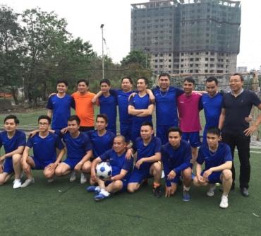 Ra mắt Câu lạc bộ bóng đá Công ty